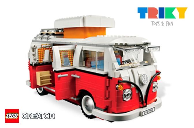 Juega en Familia con LEGO® Creator