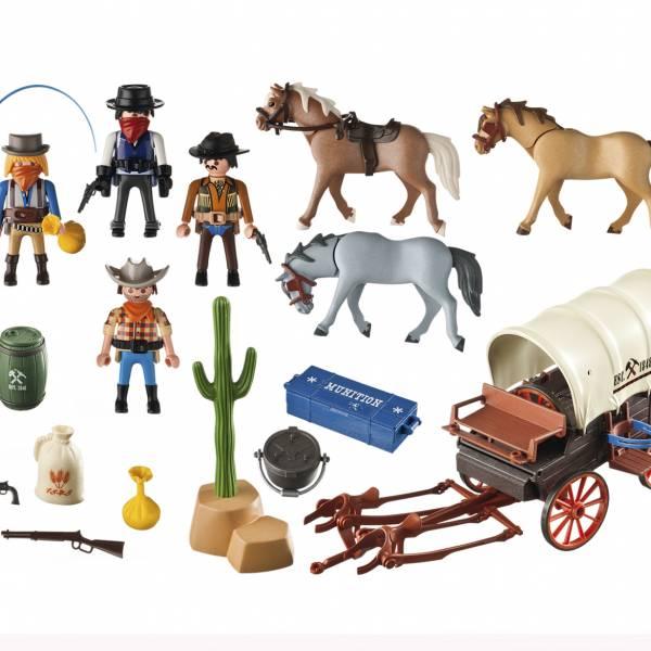 Caravana con Bandidos