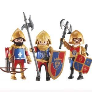 3 Caballeros del León