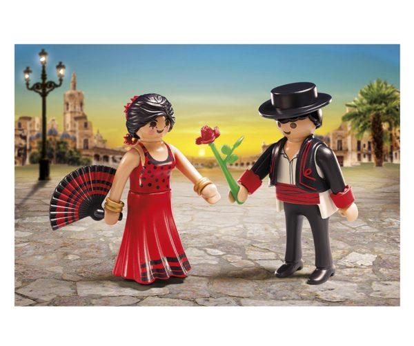 Duo Pack Bailaores Flamencos