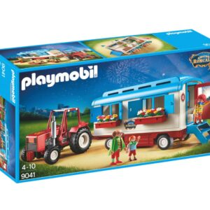 Roncalli Tractor and Trailer