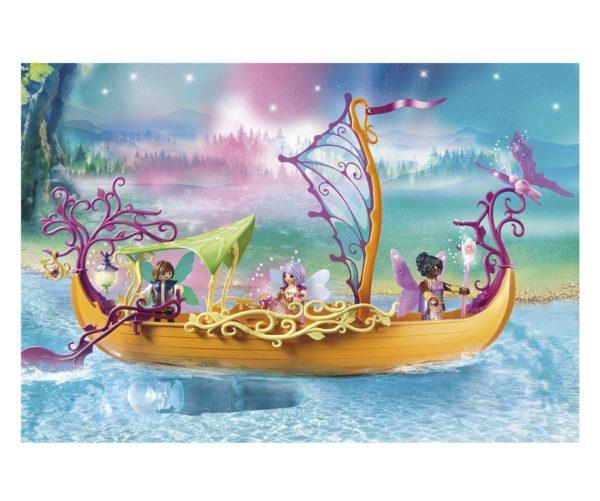 Barco de Hadas Magic
