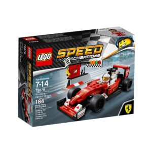 SF16-H de la escudería Ferrari
