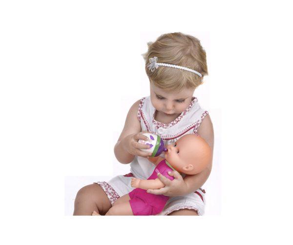 Nenuco - Mi pequeño, muñeca con trajecito, color rosa
