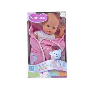 Nenuco - Muñeco recién nacido con sonidos