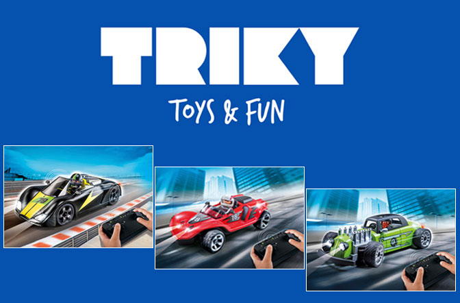 RC-Racers Playmobil®