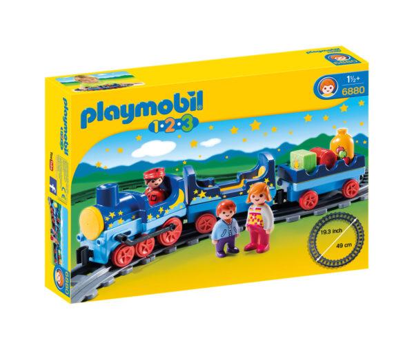 tren con vías