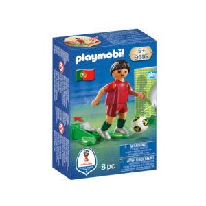 Jugador de Fútbol Portugal