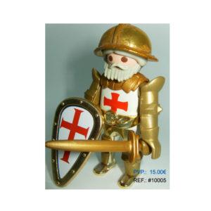 Caballero Templario Burdeos