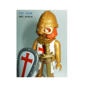 Caballero Templario Molay