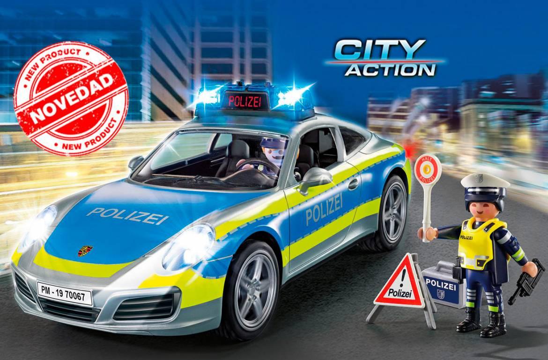 Porsche 911 Policía®
