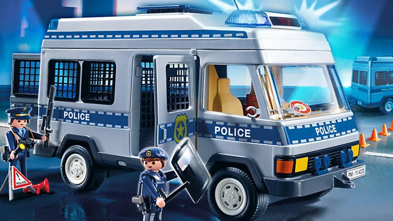 Furgón de Policía