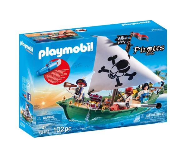 Barco Pirata Corsario