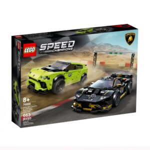 Lamborghini Urus y Huracán ST EVO