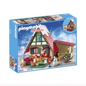 Casa de Papá Noel
